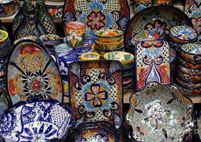 talavera-pottery-san-miguel-de-allende-mexico-john-mitchell